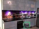 Panele szklane grafika, lakierowane, z podświetleniem led, l - 3