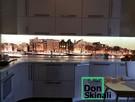 Panele szklane grafika, lakierowane, z podświetleniem led, l - 4