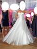 Suknia ślubna - koronka