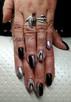 Paznokcie hybrydowe, żelowe, akrylowe