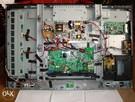HITACHI 37 cali,Model 37V01EA,HD ready,HDMI,DVB-T USZKODZONY - 5