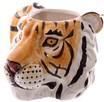 Tygrysi kubek, tiger, kubek w kształcie tygrysa - 4