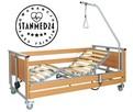 Łóżko szpitalne rehabilitacyjne automatyczne pb326