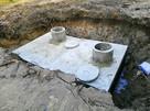 Szamba betonowe szambo zbiorniki na deszczówkę piwniczki