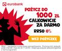 BANKOWA Szybka pożyczka, calkowicie on-line
