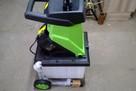 Elektryczna niszczarka ogrodowa CROSSFER GH-6000