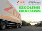 kurs na przewóz rzeczy szkolenie okresowe kierowca ADR KOD95