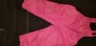Kurtka +spodnie na szelkach ocieplane polar rozm 3-4 lat - 8