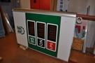 Mały pylon cenowy LED na stacje paliw - super cena - 2