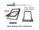 Okno dachowe OptiLight TLP 78x140 - 2