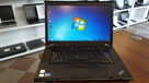 Laptop Lenovo T520 i5 4GB 320GB Kamera DVD Win7 GW12 FV23% - 1