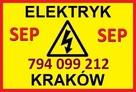 ELEKTRYK z uprawnieniami SEP 794 099 212 - USŁUGI ELEKTRYCZN