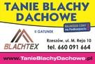 TANIE BLACHY 2 GATUNEK - 1