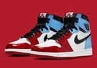 NOWOŚĆ Nike Air Jordan 1 Retro High UNC Chicago CK5666-100 - 4
