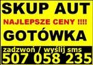 SKUP AUT Kraków TEL: 507-058-235 PŁACĘ NAJWIĘCEJ - AUTO SKUP