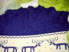 Sweterek świąteczny - 5