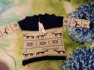 Sweterek świąteczny - 1