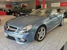 Mercedes SL 550 Rej Polska Serwis pakiet AMG Gwarancja