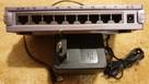 Unex NexHub HA080 8 Port 10/100Mbps - 2