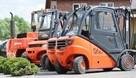 przeglądy techniczne konserwacyjne wózków widłowych-Śląsk