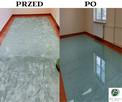 Polimeryzacja, Akrylowanie posadzek PCV i linoleum