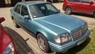 Mercedes E klasa zamienię na Simsona sr50 lub na traktorek.
