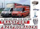 Usługi Transportowe/Bagażówka przeprowadzki Warszawa i okol