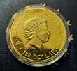 1 oz 999 Moneta 100 Dollars GOLD Złoto Kangur Elizabeth - 2