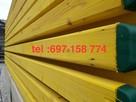 Dźwigar H20 dźwigar drewniany dźwigar budowlany szalunki - 1