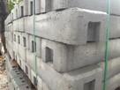 stopa do ogrodzenia podstawa do ogrodzeń kamień beton płot - 3