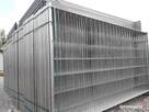Ogrodzenia budowlane tymczasowe ażurowe ogrodzenie ażurowe - 2