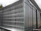 Ogrodzenia budowlane tymczasowe ażurowe ogrodzenie ażurowe - 3