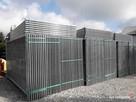 Ogrodzenie przestawne ogrodzenie budowlane płot płoty budowa - 7