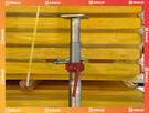 Podpora budowlana [3,5m] ocynkowana 20KN, regulowana, stropy - 6