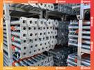 Podpora budowlana [3,5m] ocynkowana 20KN, regulowana, stropy - 5
