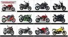 Motory kalendarz 2021 bikes moto motocykle - 10