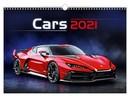 moto samochody sportowe sport cars kalendarz 2021 - 11