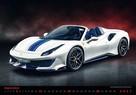 moto samochody sportowe sport cars kalendarz 2021 - 7