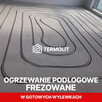 Frezowanie pod ogrzewanie podłogowe frezowane Łódź