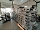 Najazdy aluminiowe 3m. Nośność 3,6-4,4t Wysyłka.