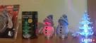 Sprzedam choinki i bałwanki na USB ze zmieniającymi kolorami - 3