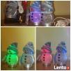 Sprzedam choinki i bałwanki na USB ze zmieniającymi kolorami - 5