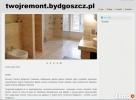 TWOJREMONT.BYDGOSZCZ.PL - Remonty mieszkań Bydgoszcz i okoli
