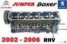 GŁOWICA SILNIKA PEUGEOT BOXER CITROEN JUMPER 2.0 HDI 02-06 Rawa Mazowiecka