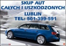 SKUP SAMOCHODÓW Lublin