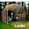 Produkcja drewnianych wiat garażowych - 5