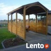 Produkcja drewnianych wiat garażowych - 4