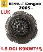 DOCISK SPRZĘGŁA SPRZĘGŁO RENAULT KANGOO 1.5 DCI K9K 2005- Rawa Mazowiecka