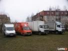 Transport i przeprowadzki pojazdami dostawczymi i ciezarowym Siedlce