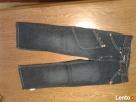 Spodnie dziewczęce jeansowe r.104/110 f-my Wójcik. Idealne ! Góra Kalwaria